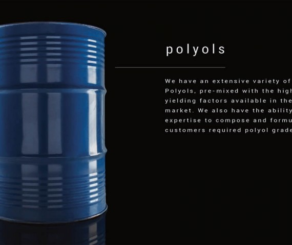 xtreme cool polyols and chemical