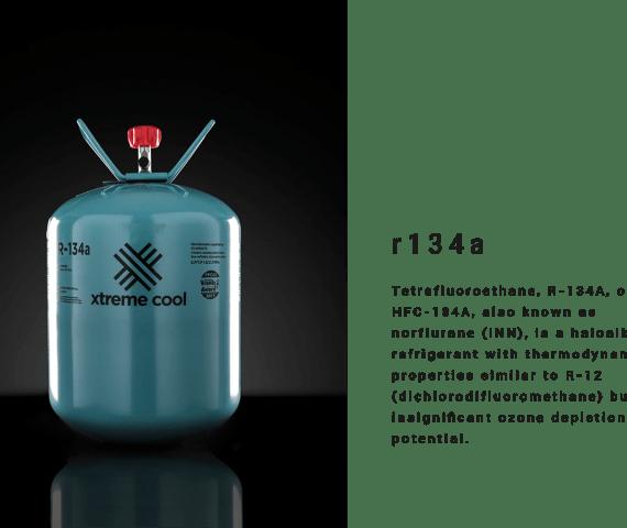 xtreme cool refrigerant 134 r 134a