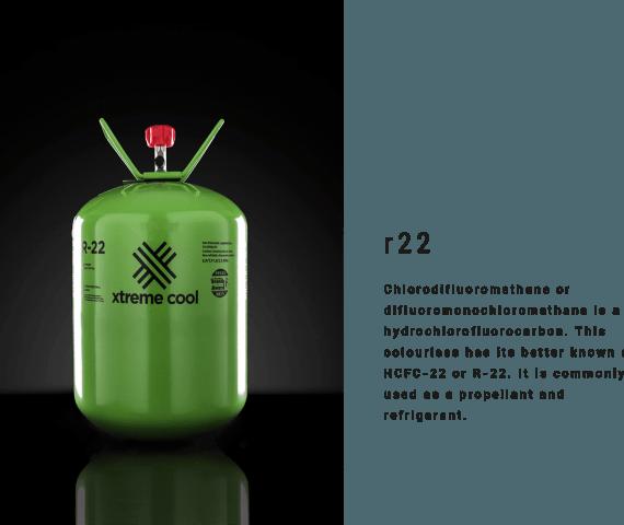 xtreme cool refrigerant R-22-min
