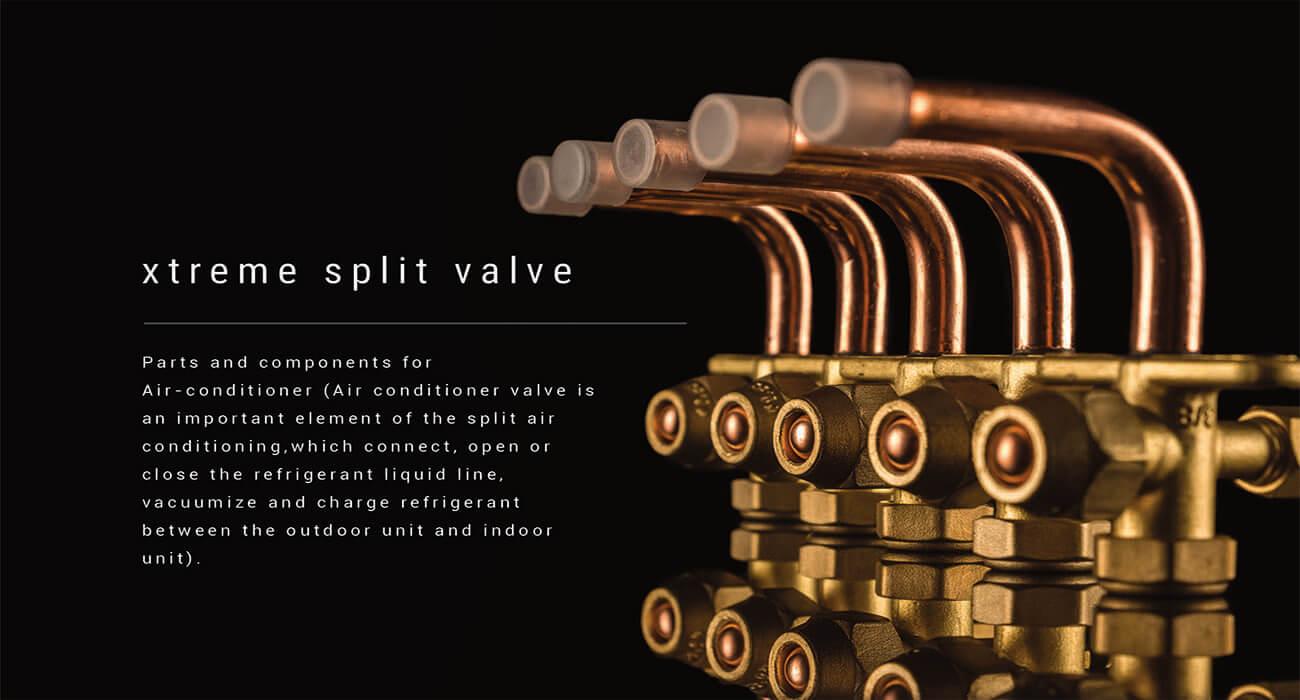 xtreme cool split valve